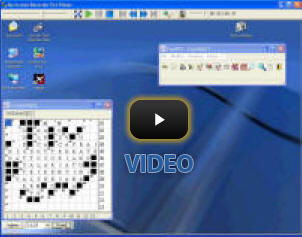 Video Clip su come utilizzare CrossWord(9' 38''):